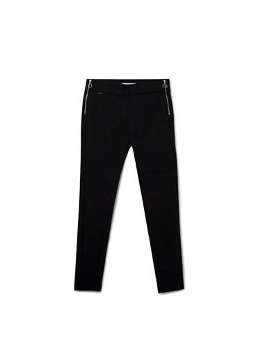 Lacoste Kadın  Pantolon HF1785.85S Siyah
